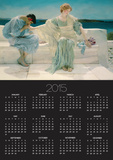 Ask Me No More, 1906 Posters by Sir Lawrence Alma-Tadema