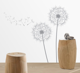 Soft Breeze Wall Decal