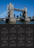 Tower Bridge in London Posters by David Ball