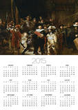 The Nightwatch Poster by  Rembrandt van Rijn