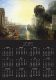 Dido Building Carthage, or the Rise of the Carthaginian Empire, 1815 Prints by William Turner