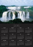 Iguazu Waterfalls in South America Posters by Joseph Sohm