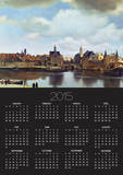 View of Delft Posters by Jan Vermeer