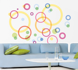 Magic Rainbow Autocollant mural