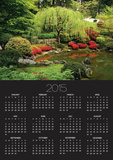 Japanese Garden Pond Posters by Craig Tuttle