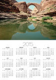 Lake Powell and Rainbow Bridge Prints by David Muench