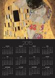 The Kiss, 1907-08 Print by Gustav Klimt
