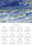 Seascape, 1879 Posters by Pierre-Auguste Renoir