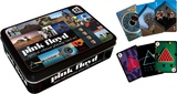 Pink Floyd Playing Card Tin Set Baralho