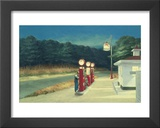 Gas, c.1940 Prints by Edward Hopper