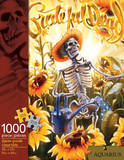 Grateful Dead 1000 Piece Puzzle Jigsaw Puzzle