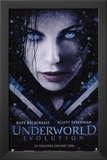 Underworld Evolution Movie (Kate Beckinsale, Original) Poster Print Prints