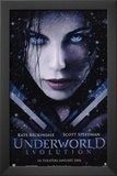 Underworld Evolution Movie (Kate Beckinsale, Original) Poster Print Posters