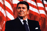 President Ronald Reagan Posters