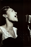Billie Holiday Kunstdrucke