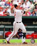 Matt Wieters 2012 Action Photo