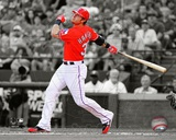 Josh Hamilton 2012 Spotlight Action Photo
