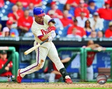 Placido Polanco 2012 Action Photo
