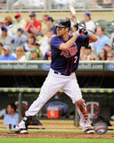 Joe Mauer 2012 Action Photo