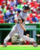 Nick Swisher 2012 Action Photo