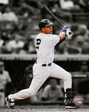 Derek Jeter 2012 Spotlight Action Photographie