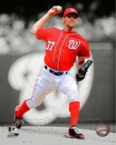 Stephen Strasburg 2012 Spotlight Action Photo