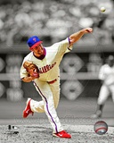 Cliff Lee 2012 Spotlight Action Photo
