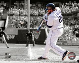 Prince Fielder 2012 Spotlight Action Photographie