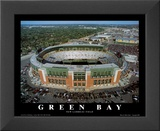 Green Bay Packers - New Lambeau Field Art