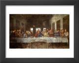 Last Supper Leonardo Da Vinci Davinci Code Posters by  Leonardo da Vinci