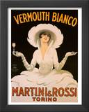 Vermouth, Martini & Rossi Art by Marcello Dudovich