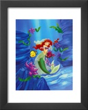 Ariel, Dreams Under the Sea Prints