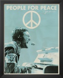John Lennon - People for Peace Prints