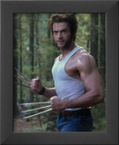 Wolverine Movie Hugh Jackman Glossy Photo Photograph Print Framed Photographic Print