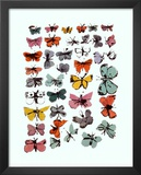 Butterflies, 1955 Posters by Andy Warhol