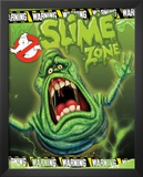Ghostbusters Movie (Slime Zone) Poster Print Print