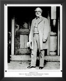 Mathew B Brady Robert E. Lee Art Print POSTER Civil War Print