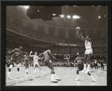 Michael Jordan In Action Sports Poster Print Print