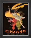 Cinzano Art Print by Leonetto Cappiello