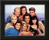 Beverly Hills, 90210 (Group) Glossy TV Photo Photograph Print Framed Photographic Print