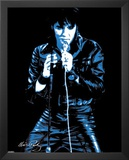 Elvis Presley 68 Comeback Special Music Poster Print Prints