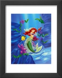 Ariel, Dreams Under the Sea Poster