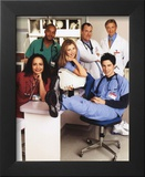 Scrubs (Group) Glossy TV Photo Photograph Print Framed Photographic Print