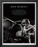 Bob Marley (One Love) Music Poster Poster
