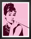 Audrey Hepburn  - Cigarello Prints