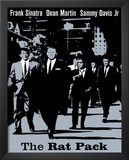 The Rat Pack Print