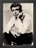 James Dean (Close Up) Movie Poster Print Art