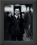 Taxi Driver Movie (Two Guns) Glossy Photo Phtotograph Print Framed Photographic Print