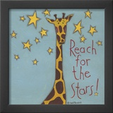Reach for the Stars Posters by Anne Tavoletti