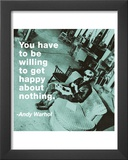 Get Happy Prints by Billy Name